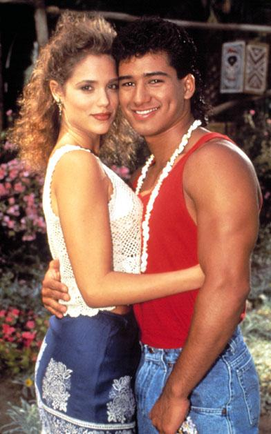 Mario Lopez Saved by Bell