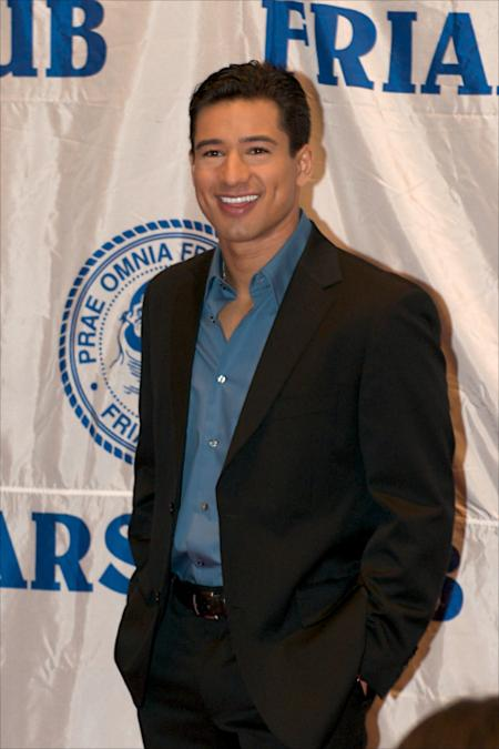 Mario Lopez Lauer roast