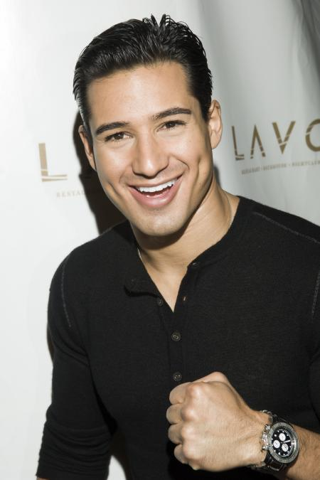 Mario Lopez- Fight Night
