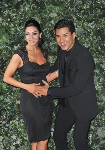 Mario Lopez expects his second child