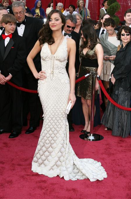 Marion Cotillard - 2008 Oscars
