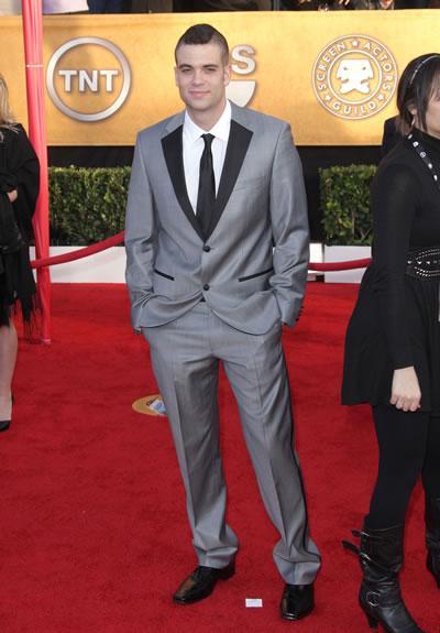 Mark Salling of 'Glee'