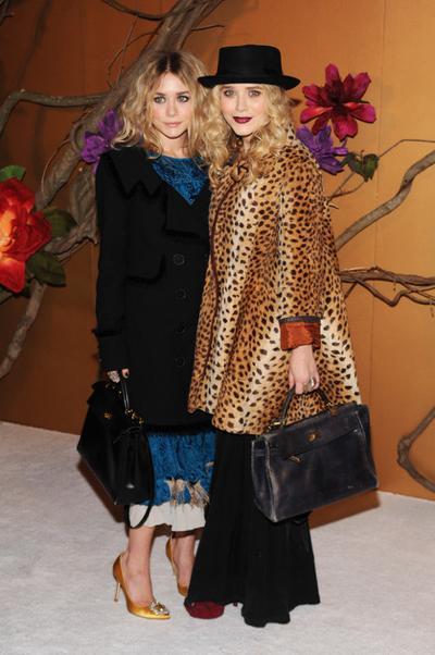 Mary-Kate & Ashley Olson