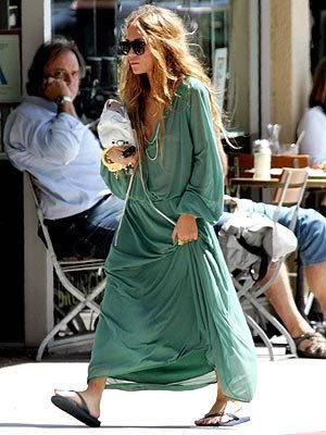 Worst Dressed: Mary Kate Olsen