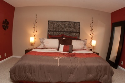 Master bedroom after view 1
