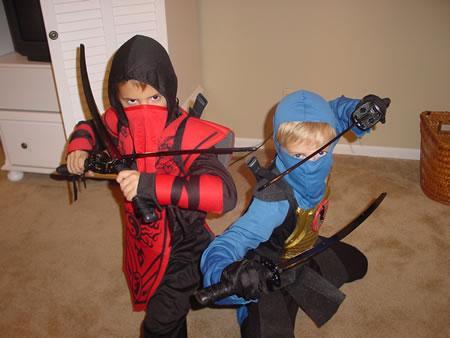 Master Ninjas
