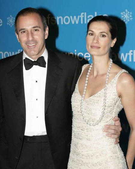Matt Lauer And Wife Split