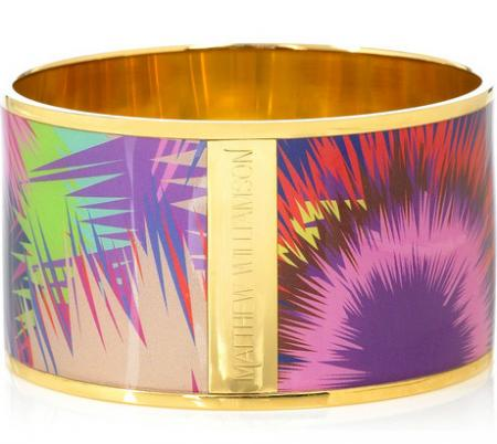 Matthew Williamson Bright Escape Cuff