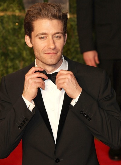 Matthew Morrison at the 2011 Vanity Fair Oscar Party
