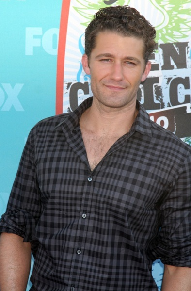 Matthew Morrison at The 12th Annual Teen Choice Awards