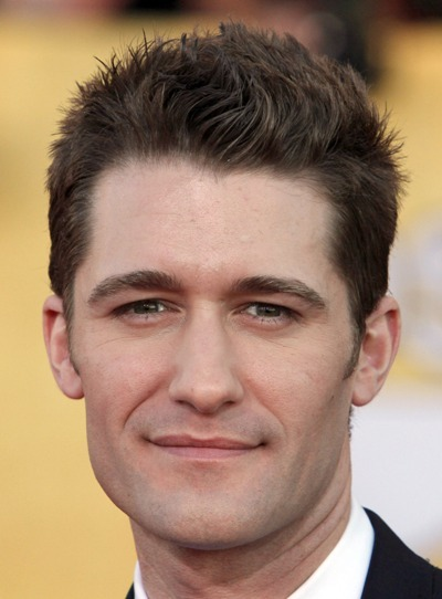 Matthew Morrison at the 18th Annual SAG Awards
