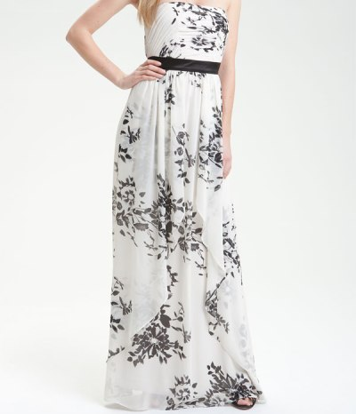Max & Cleo Floral Gown