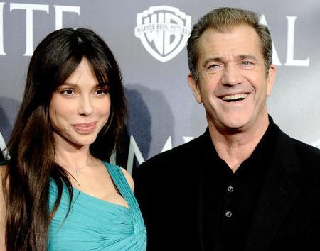 Mel Gibson and Oksana Grigorieva Split