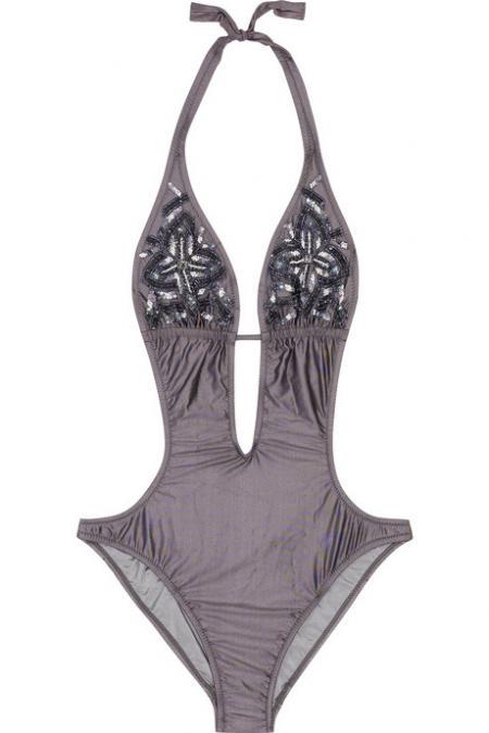 Melissa Odabash Cutout Swimsuit