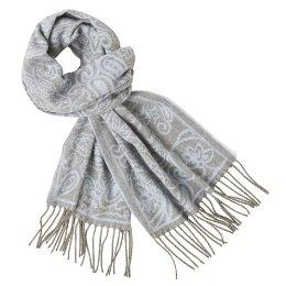 Merona paisley supersoft scarf