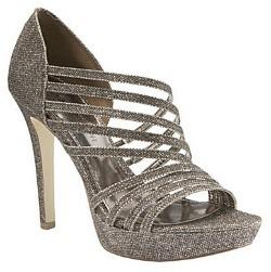 Shiny heels