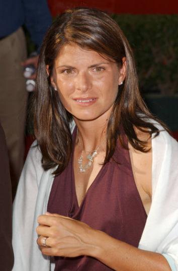Mia Hamm at the 2004 EPSY Awards