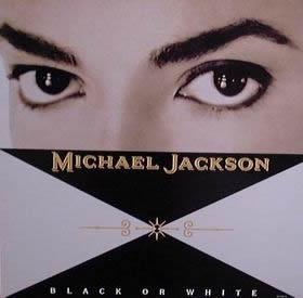 Michael Jackson's Black or White cover