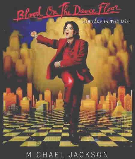 Michael Jackson's Blood Dance on the Floor
