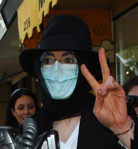 Michael Jackson is now at peace