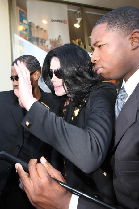 Michael Jackson died