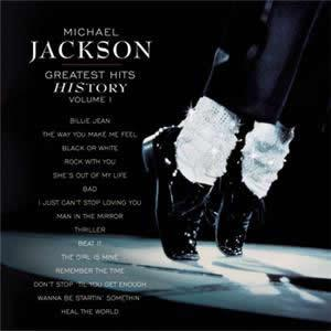 Michael Jackson&#039;s Greatest Hits HIStory Volume 1