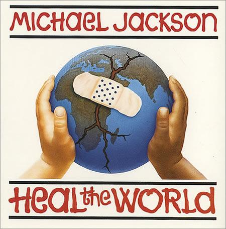 Michael Jackson's Heal the World Single