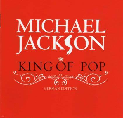 Michael Jackson's King of Pop German cover