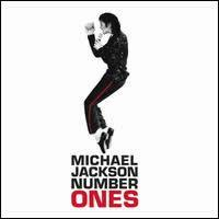 Michael Jackson's Number Ones cover