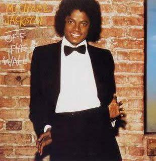  Michael Jackson&#039;s Off the Wall album cover