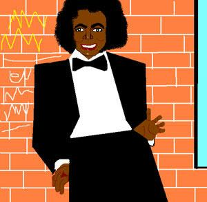 Michael Jackson's Off the Wall special edition album cover