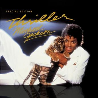 Michael Jackson's Thriller special edition album cover