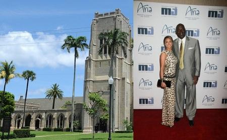Michael Jordan & Yvette Prieto (2013)