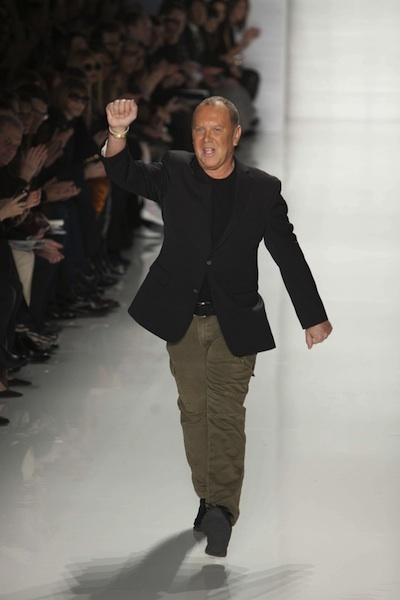 Michael Kors Fashion Show