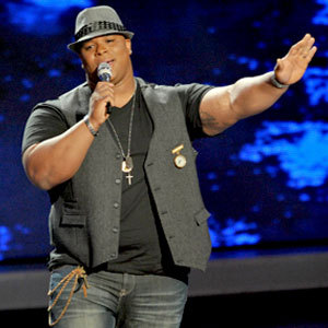 Big Mike Voted Off Idol