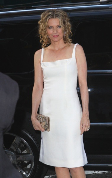 Michelle Pfeiffer in tank dress