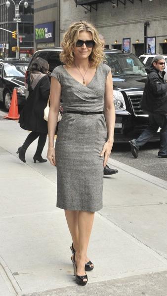 Michelle Pfeiffer in dress
