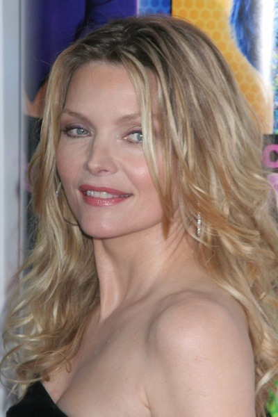 Michelle Pfeiffer&#039;s California style