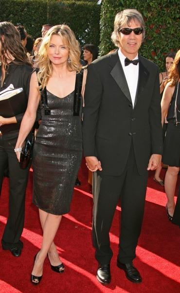 Michelle Pfeiffer in sparkly dress