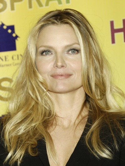 Michelle Pfeiffer's wholesome style