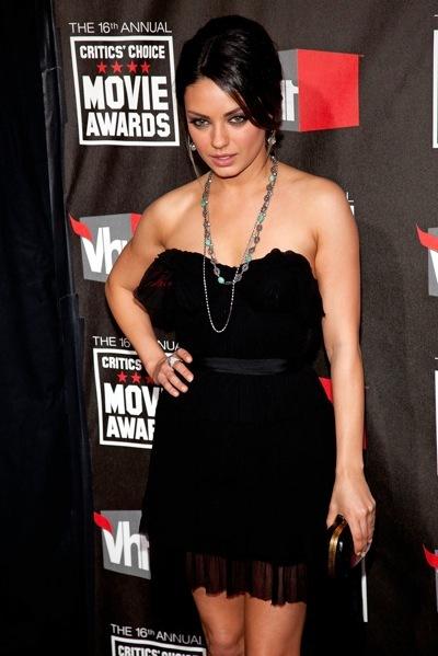 Mila Kunis classy style