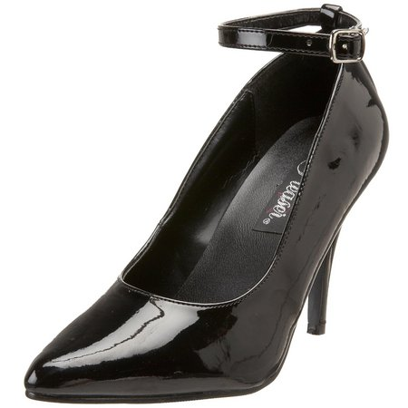 Pleaser Patent Pumps