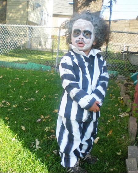 Mini Beetlejuice