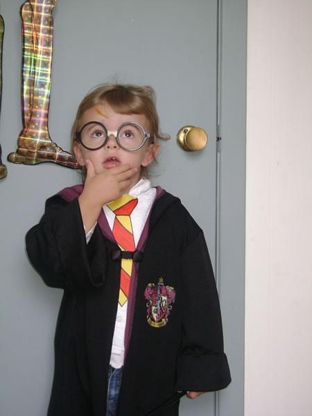 Mini Harry Potter