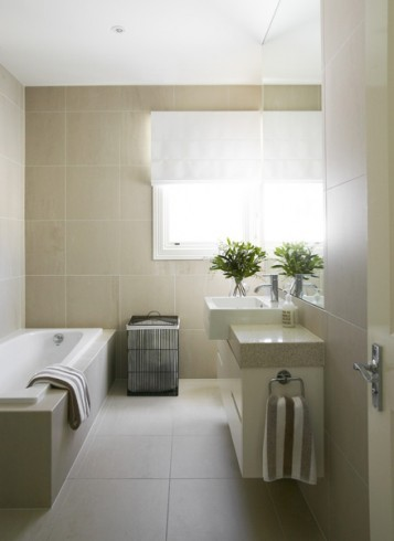 Minimalist Bathroom Interior Minimalist Bathroom Interior Design Light