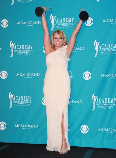 Miranda Lambert is triumphant