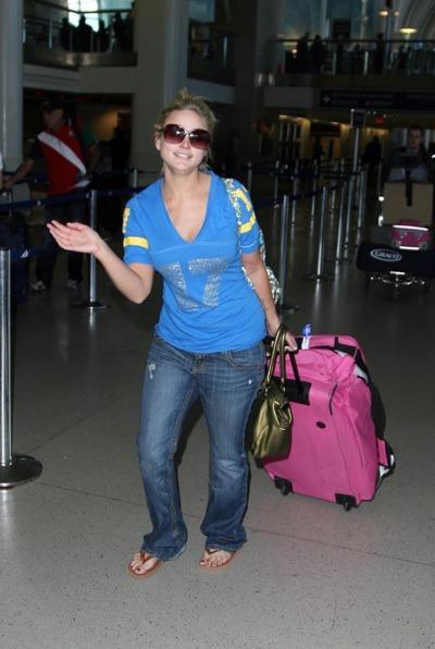 Miranda Lambert's casual style