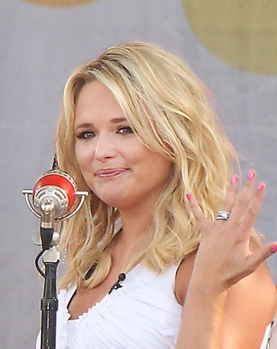 Miranda Lambert's wedding ring