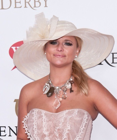 Miranda Lambert at Kentucky Derby