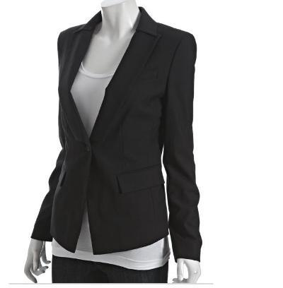 Basic Black Blazer